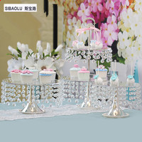 New Arrival Cake Stand For Wedding Dessert Trays Cake Tray Decor Banquet Decorations Decorating Supplies Not