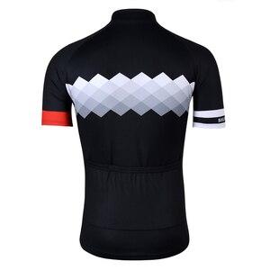 Image 2 - Siilenyond 速乾サイクリングジャージ夏半袖 mtb バイクサイクリング衣類 ropa マイヨ ciclismo 自転車服
