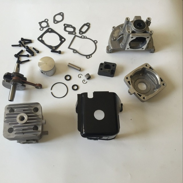 32CC BIG BORE UPGRADE KIT 38MM for TOP SPEED 32cc engine upgraded for the  26cc  29cc 30.5cc Zenoah engine
