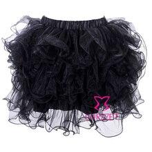 Fancy Dance Stage Wear Adult Black Organ