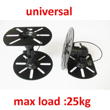 1 пара) 25 кг универсальный стальной звуковой динамик настенный кронштейн держатель стенд