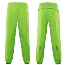 2018 New Windproof Waterproof Cycling Rain pants Men/Women Outdoor Riding Rain Trousers Hiking Fishing Running Rain pants