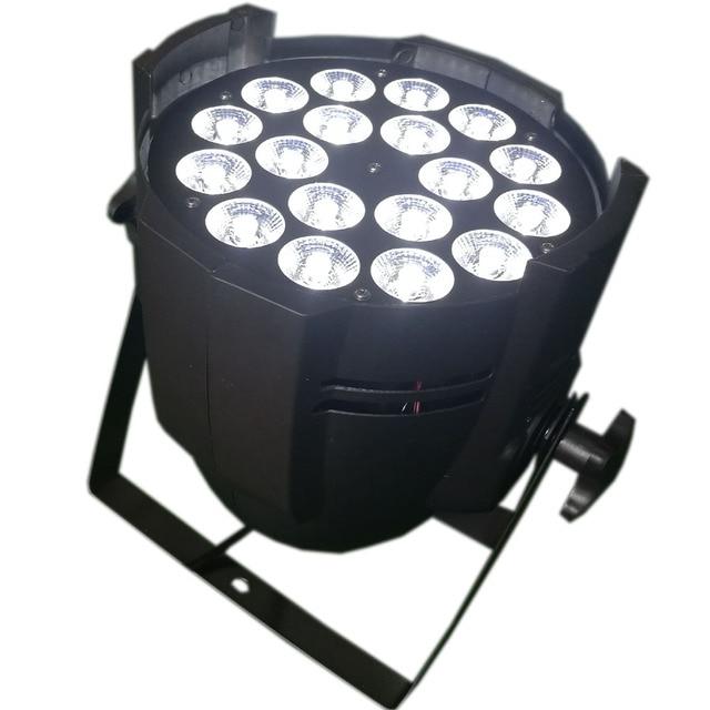 american dj led par dmx 18x10w led par can stage lighting disco