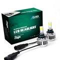 2 pcs 66 W carro Farol LEVOU farol lâmpada de Xenônio Auto Fog Cabeça de Condução Automóveis de luz h1 h3 9005 9006 H7 H8 H9 H11 Farol DRL