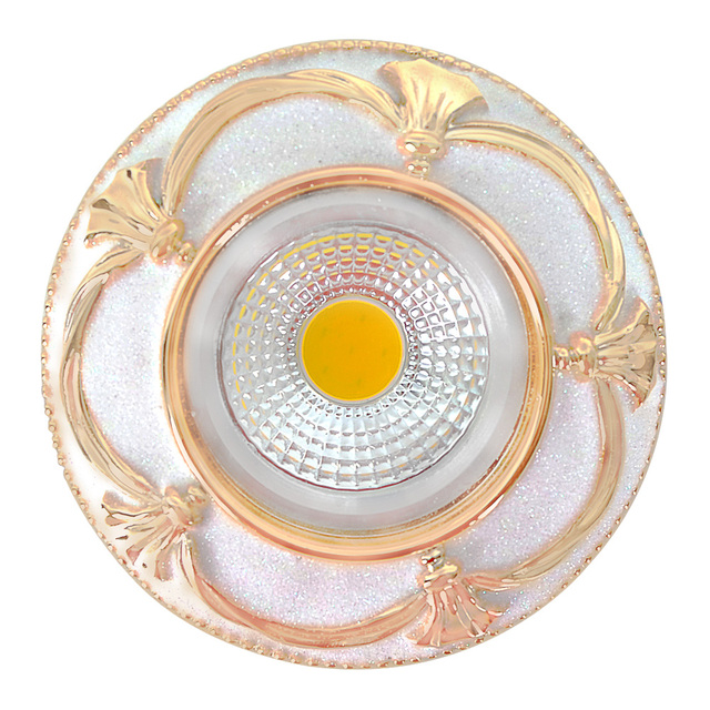 4PCS/lot new Super Bright Recessed LED Spot panel Light Decoration Ceiling Lamp lighting Downlights luces LED Lamp 110V220V 3W