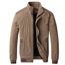 AFS JEEP hommes Chauds outwear cargo armée veste hommes zipper multi-poches  stand col marque 545d490765aa