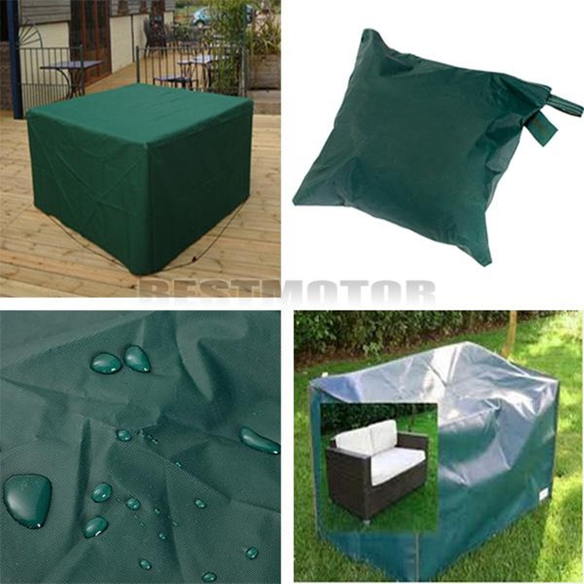 Online Shop 210x193x97cm Waterproof Outdoor Garden Patio Furniture Cover Table  Chair Shelter | Aliexpress Mobile