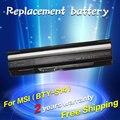 JIGU Аккумулятор Для Ноутбука Msi BTY-S14 BTY-S15 CR650 CX650 FR400 FR600 FR620 FR700 FR610 FX60 FX400 FX420 FX603 FX610 FX620 FX620DX