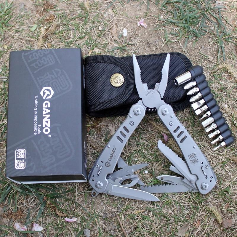 """""""Ganzo"""" replės daugiafunkcis įrankis G301 G301B """"Ganzo"""" - Rankiniai įrankiai - Nuotrauka 6"""