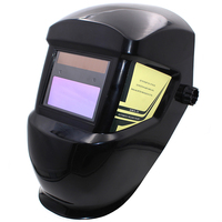 Stepless Adjust Solar Auto Darkening TIG MIG MAG MMA Welding Helmet Face Mask Electric Welding Mask