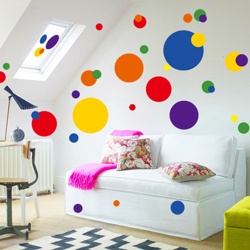 Buy brand 2017 creative diy colorful for Room decoration products