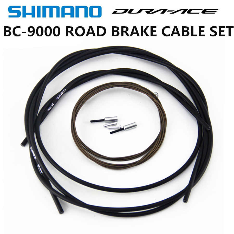 Brake Line 1400//1500 MM Brake Cable 2mm Shimano SLR Cable W Outer Housing NOS