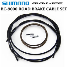 Shimano dura ace r9100 9000 BC-9000 cabo de freio de estrada slr-freio de polímero-invólucro exterior de cabo interno