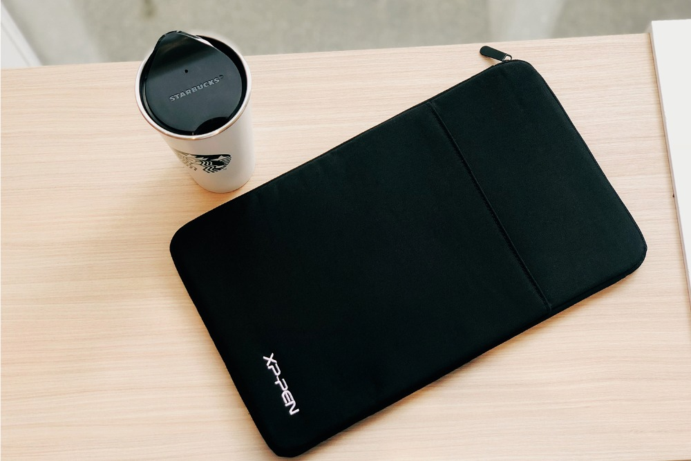 Navitech Purple Graphics Tablet Case//Bag Compatible with The XP-Pen Artist 12 11.6 Graphics Drawing Tablet