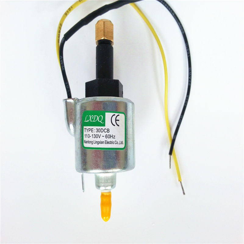 Small power hood pump model 30DCB voltage 110 130V 60HZ in Pumps from Home Improvement