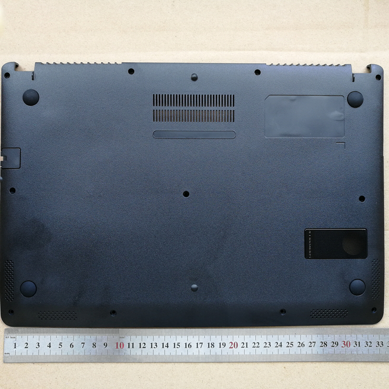 New laptop bottom case base cover for DELL Vostro V5460 5460 5470 5480 5439 black free shipping new for dell insprion 15z 5523 laptop base cover 0ycm9h bottom housing 15 6 inch