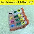 Горячая! Большой L100XL картридж для Lexmark Pro205 209 Pro20 принтер