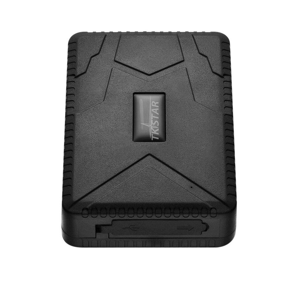Traqueur de voiture TK915 GPS Tracker 10000 mAh batterie voiture véhicule GPS localisateur de véhicule étanche avec aimant