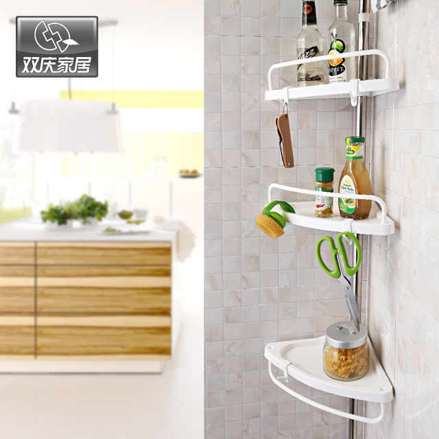 Aliexpress.com : Buy bathroom shelves with towel bar hooks stainless ...