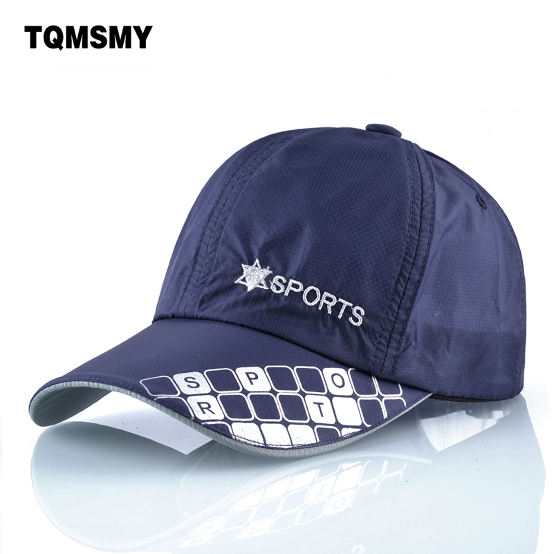 Summer Breathable Mesh Baseball Cap Men Women Trucker Hat Outdoor Sports Caps