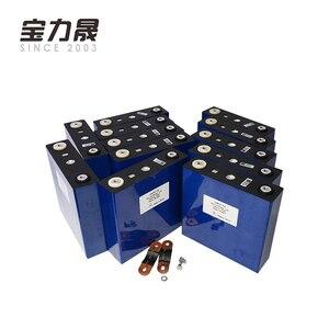 Image 4 - 4 sztuk 3.2 V 123Ah lifepo4 baterii długie cykle życia 4000 razy 3C akumulator słoneczna 12 12.8 V 120Ah komórki nie 100Ah ue usa wolne od podatku