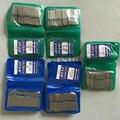 50 unids/1 bolsas Dental diamante burs Dentales FG Alta Velocidad Fresas de Diamante para el pulido de suavizado de la serie SF