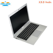 13.3 Inch Intel Core I7 7500U Ultra Slim Laptop PC dengan Terinstal Win10 Notebook Komputer(China)