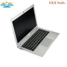 13.3 Inch Intel Core I7 7500U Ultraslim Laptop PC With Preinstalled win10 Notebo
