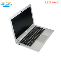 13.3 Inch Intel Core I7 7500U Ultraslim Laptop PC With Preinstalled win10 Notebook Computer