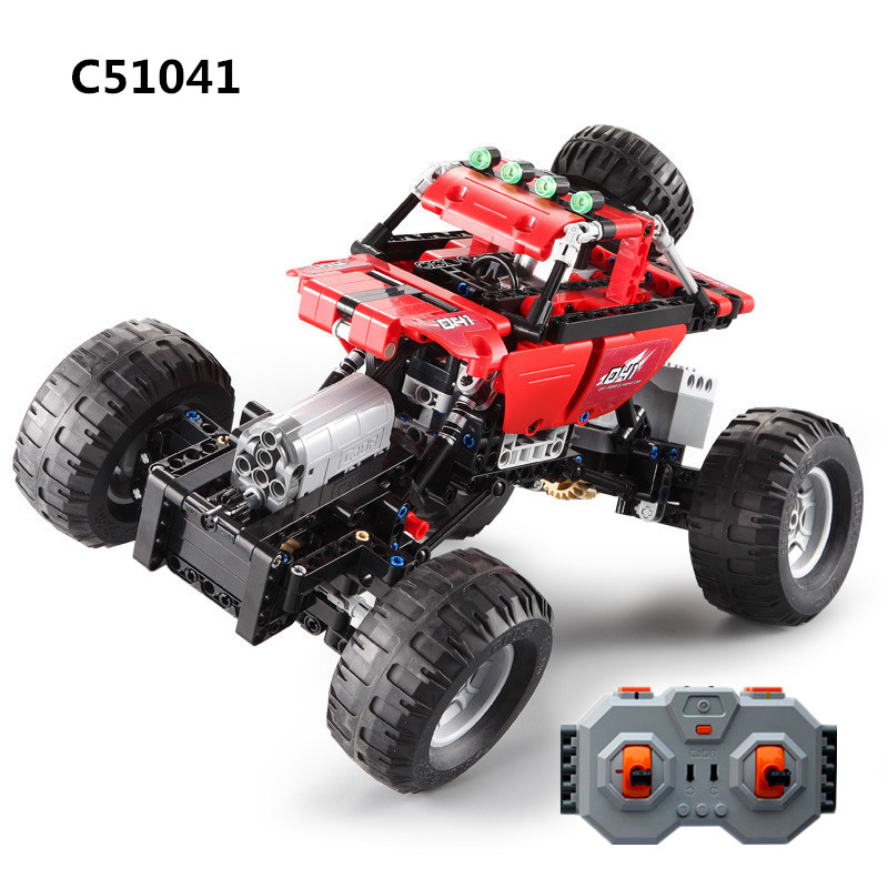 489pcs Technic RC Sports SUV Car Off-road Electric Remote Control 4 Driving Force USB Building Blocks Toys For Baby Kid Gifts489pcs Technic RC Sports SUV Car Off-road Electric Remote Control 4 Driving Force USB Building Blocks Toys For Baby Kid Gifts
