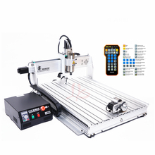 3 axis mini cnc router 8060 metal engraving machine 2200W water cooled spindle 4 axis wood carving with limit switch cutter free shipping mini cnc router 8060 1 5kw cnc machine with usb port 3 axis cutting machine for wood metal copper