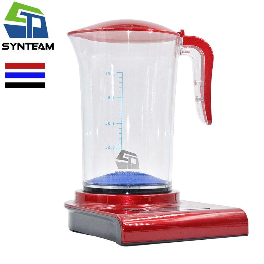 Synteam marca saudável gerador de água hidrogênio 2l alta capacidade ionizador água para a família qualidade alcalina máquina água wac001