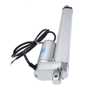 Image 5 - Actuador lineal eléctrico, 200mm, 150mm, 12V/24V, controlador lineal de Motor de carrera de CC, 100/200/300/500/750/800/900/1100/1500N