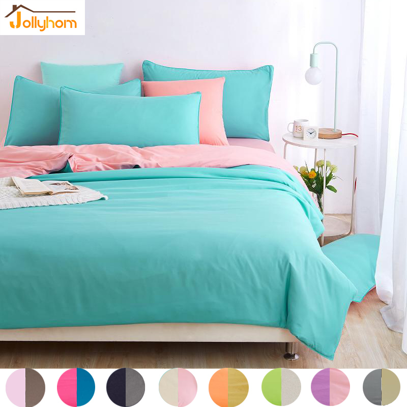 hot sale home textile 34 pcs polyester bedding sets include quilt cover bed sheet - Queen Beds For Sale