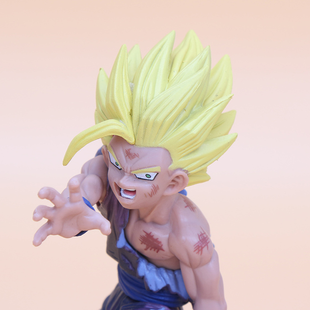 12cm Dragon Ball Z Toy Dramatic Showcase Son Goku Gohan