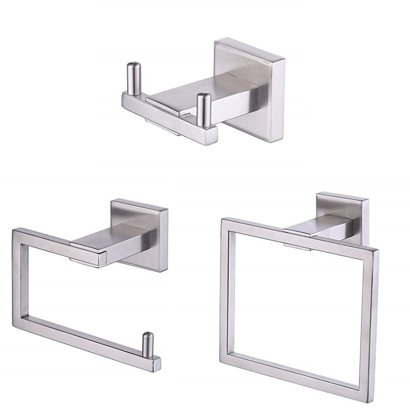 3pcs bath hardware set