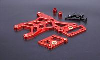 BAJA CNC Alloy Rear Upper Connecting Plate Set for 1/5 HPI ROVAN KM BAJA 5B 5T 5SC Rc Gas Parts