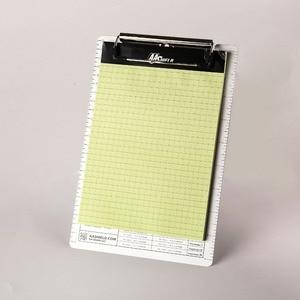 Image 2 - AA Shield A5 Office File Clip Aluminum Board Pad Waterproof Notebook A5 Kit