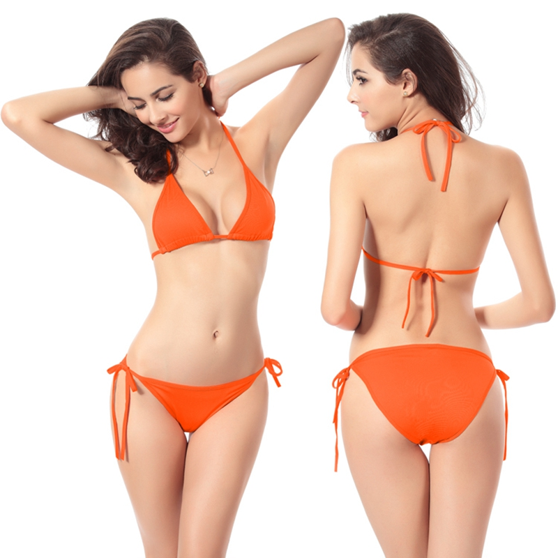 Unpadded Push Up Bikini Set 3