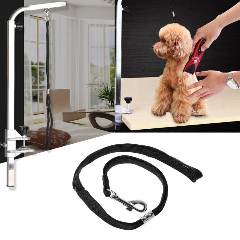 "4 Top Performance 18/"" NYLON DOG Grooming LOOP RESTRAINT NOOSE for Table Arm Bath"