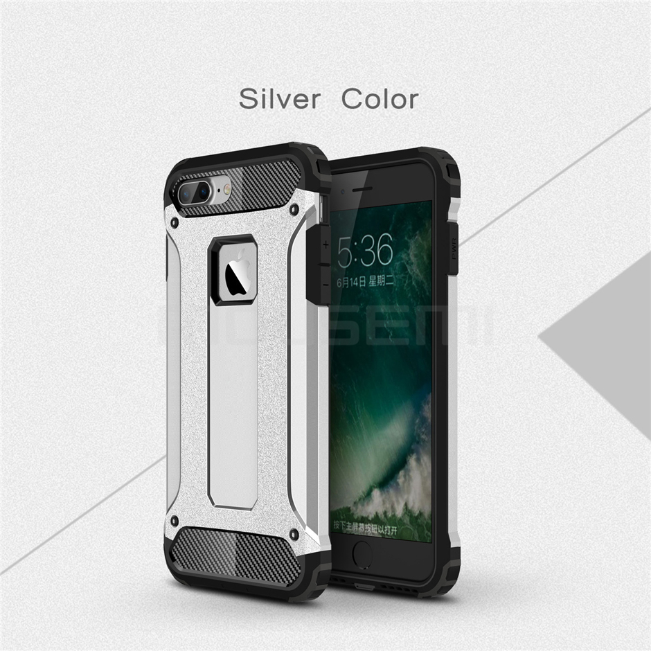 Silicone Luxury Shockproof Hard PC TPU Armor iPhone Case 12