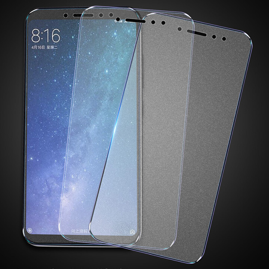 Tempered Glass Clear Pet Matte Screen Protector Protective Cafele Xiaomi Mi 5x Mi5x A1 Mia1 Hd Frosted For Max 3 Redmi 6 6a Pro S2