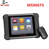 От продажи autel MaxiSYS MS906TS диагностический инструмент полный TPMS и беспроводной VCI услуги обновления MS906 и MS906BT сканер