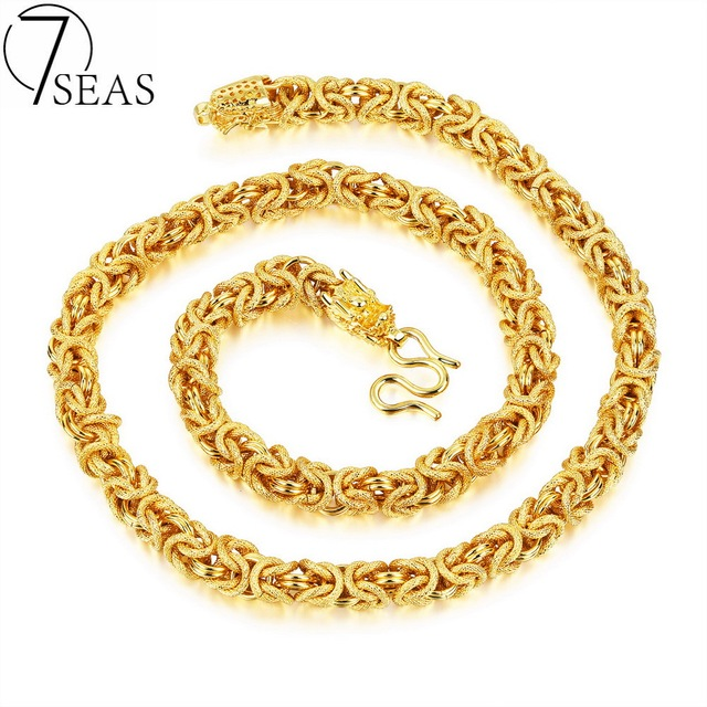 great gold id for necklace designer jewelry at vintage heavy sale necklaces a gorgoues is chain s l v this link givenchy