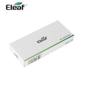 Image 5 - الأصلي 5 قطعة Eleaf ECL 0.18hm/0.3ohm لفائف استبدال Eleaf لفائف صالح Eleaf ijust 2 ميلو 2 ميلو 3 iJust S Vape خزان المبخر