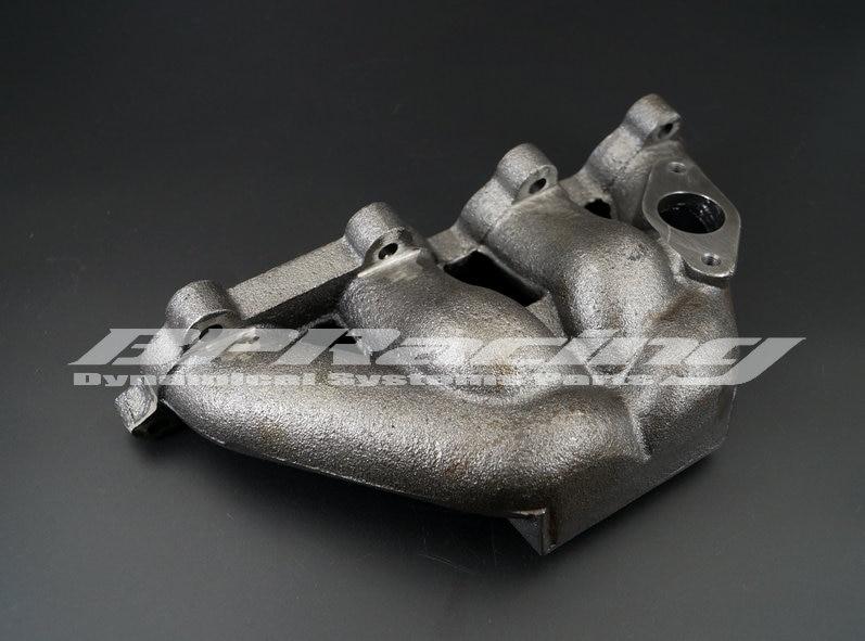 cast iron turbo exhaust manifold for 1996-2000 Honda Civic Ek6 Ek9 D15 D16 T3/T4 cast iron turbo exhaust manifold for 1996-2000 Honda Civic Ek6 Ek9 D15 D16 T3/T4