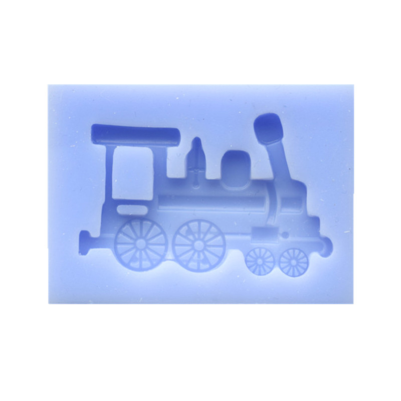 Mini Train Cake Mold, Kitchen Baking Tools, Cake Decoration Mold, Kitchen Accessories LH50