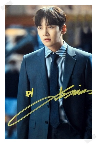 signed Ji Chang Wook autographed original photo  6 inches free shipping 082017E signed snsd yoona autographed original photo holiday night 6 inches 56versions free shipping 082017