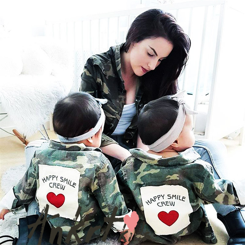62535fa82 2018 Spring Girl Jackets for Boy Coat Baby Army Green Boy s ...