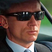 Men Brand Designer Polarized Driving Sunglasses Mission Impossible4 Tom Cruise J